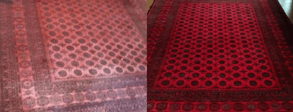 CARPET RESTORATION LONDON-Oriental& Persian Rug Repairs London