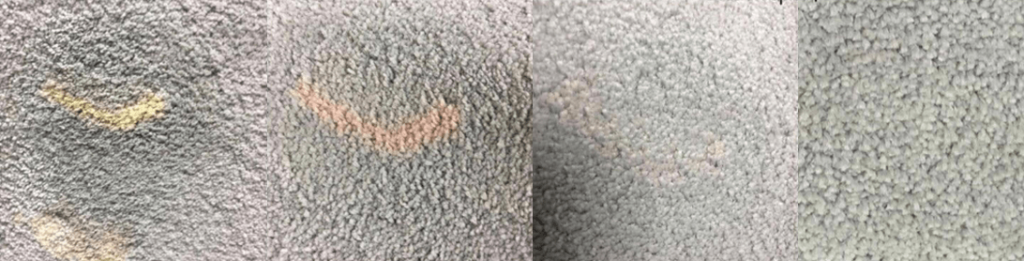 Bleach Spot Repairs London and Throughout The United Kingdom