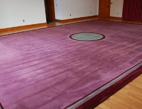 Large Rug Colour Change and Design Dye Project